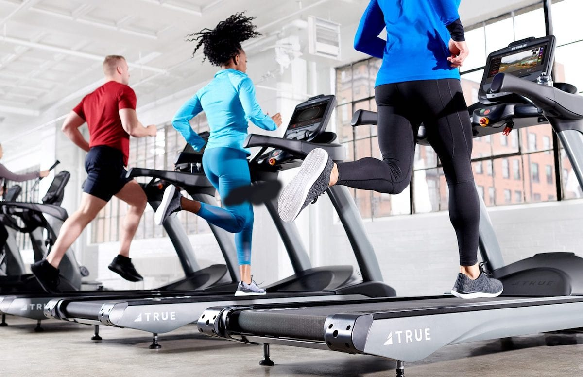 RUN TRUE - TRUE Fitness Commercial Treadmills