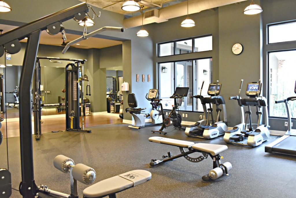 Commercial Gym Facility by Elite Exercise Equipment