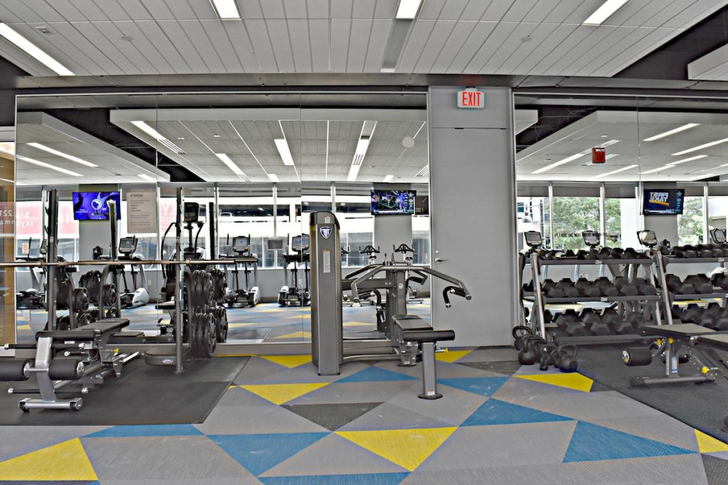 Commercial Gym Install by Elite Exercise Equipment