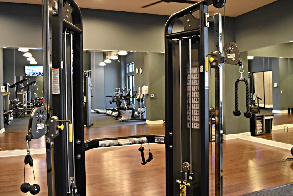 Commercial TuffStuff Strength Equipment by Elite Exercise Equipment
