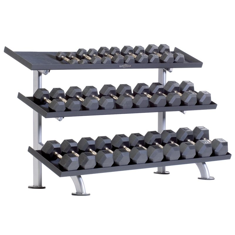 Proformance Plus 3-Tier Tray Dumbbell Rack (PPF-754T)