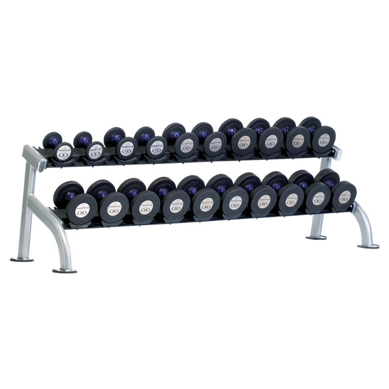 Proformance Plus 2-Tier Saddle Dumbbell Rack (PPF-752)