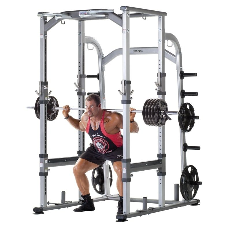 PPF - Free Weight Benches & Racks