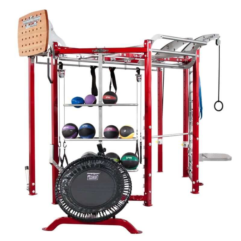 TuffStuff CT8 Base Fitness Trainer (CT-8000B)