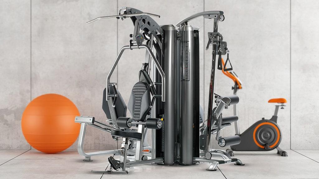 TuffStuff Fitness Apollo 7000 Multi Stack Gym at Elite Exercise