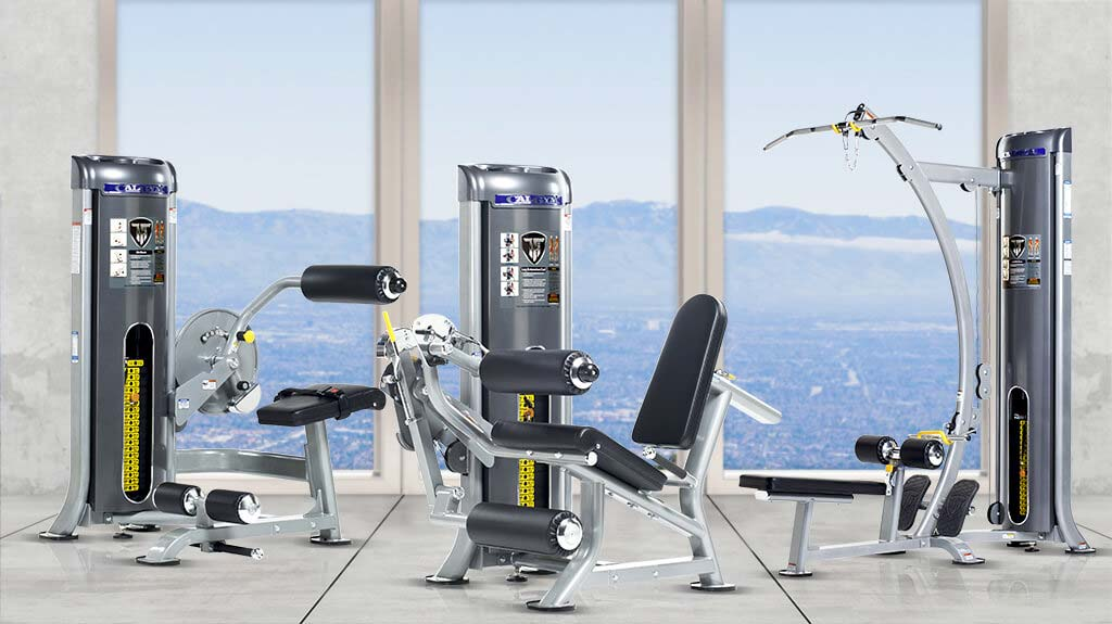 TuffStuff CalGym Commercial Strength Equipment