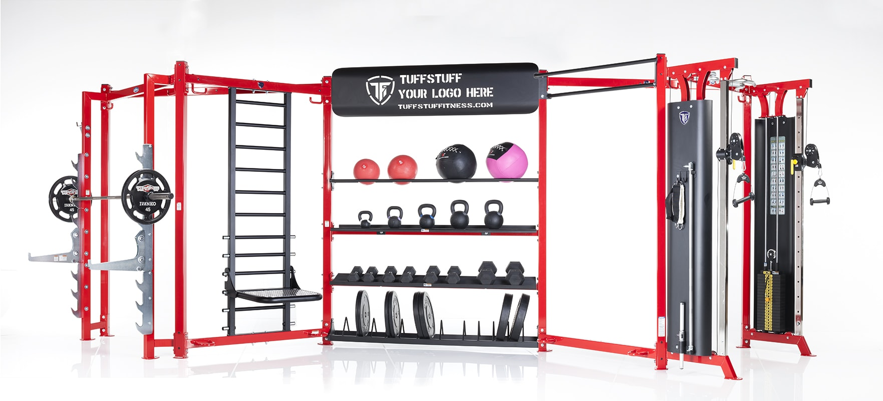 TuffStuff Fitness CT Training Systems