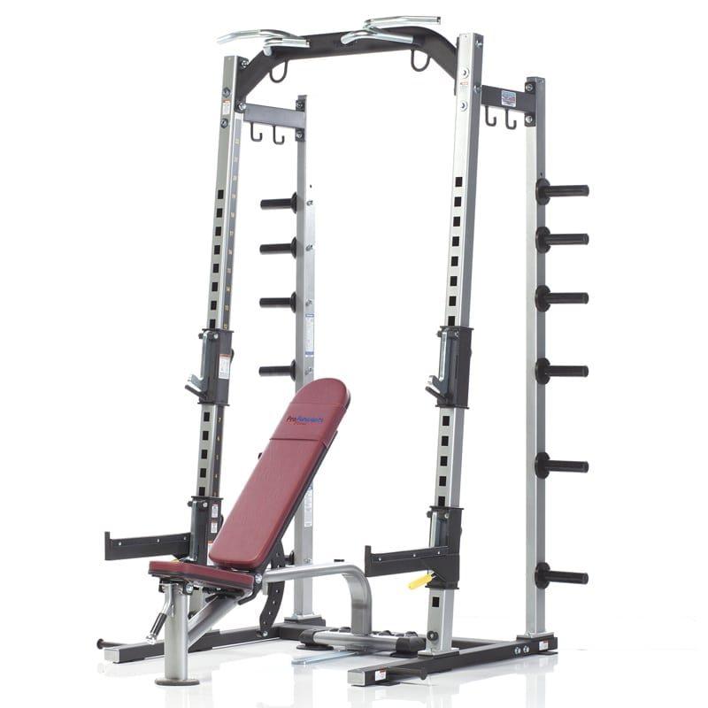 Free Weight Machines