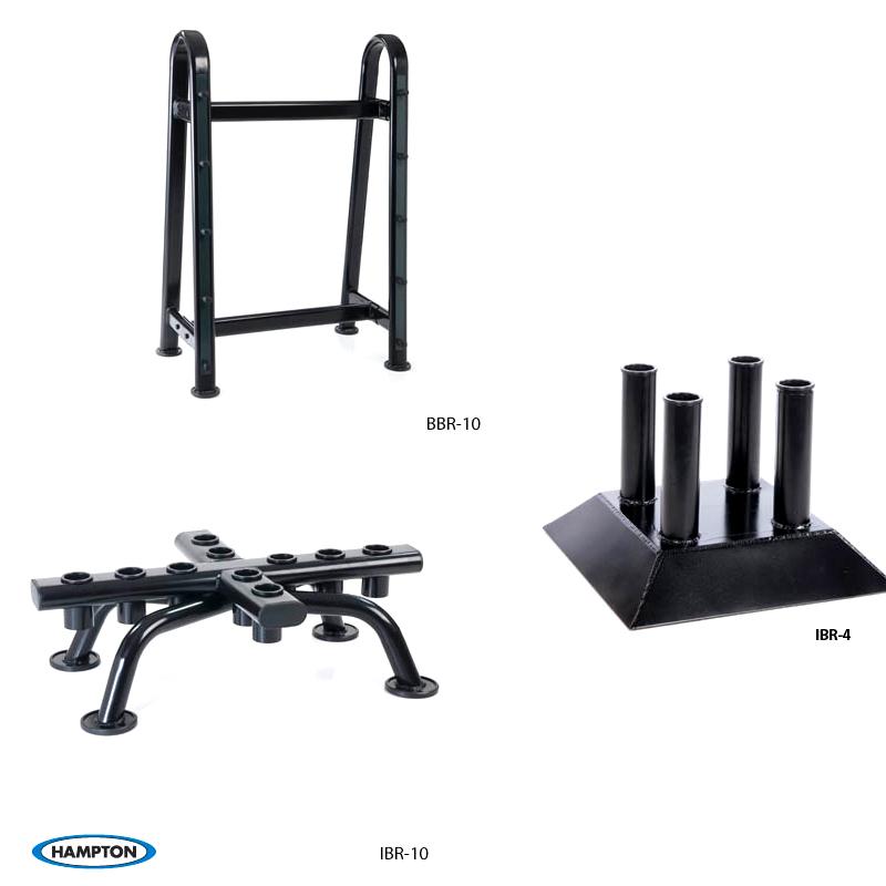 Hampton Fitness Barbell & Olympic Bar Racks