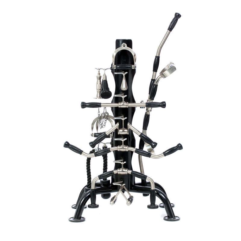 Hampton Fitness Machine Bar Rack (V-MBR)