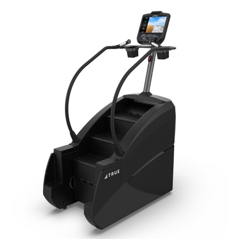 TRUE Fitness Palisade Climber with Envision Console