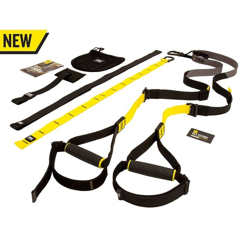 TRX PRO4 SYSTEM - Suspension Resistance Training