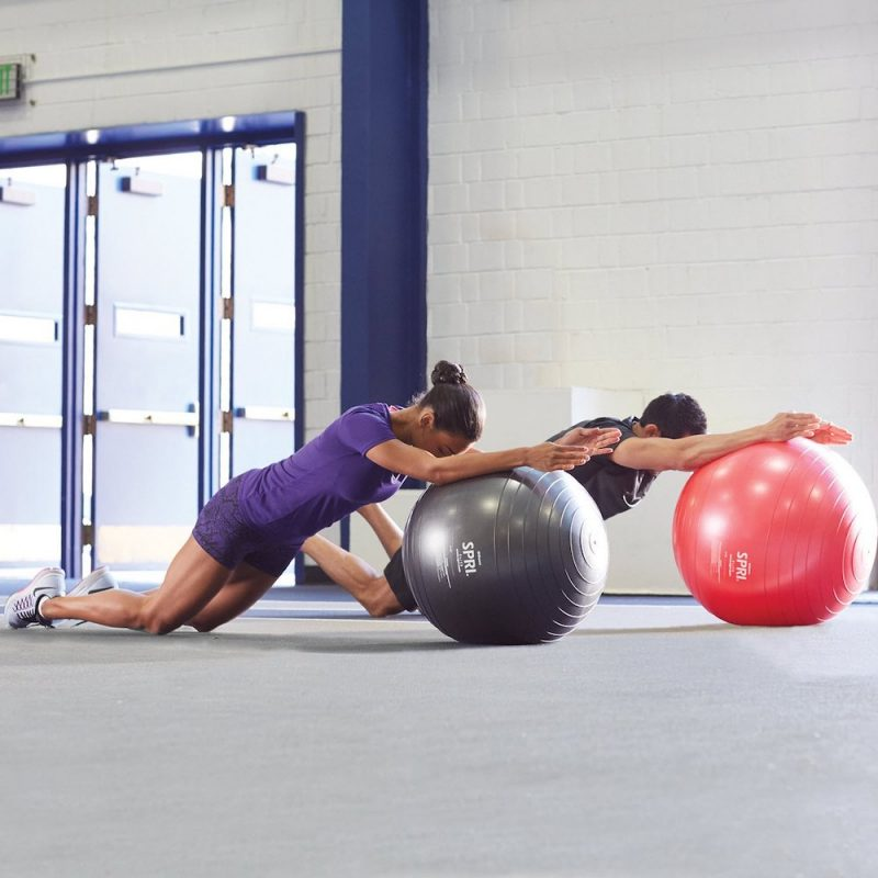SPRI Elite Xercise Ball - Stability Ball Workout
